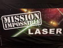 mission impossible laser Envol