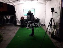 Animation réalité virtuelle Golf