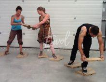 jeu en bois le démineur géant