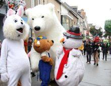 Parade de Noël - Mairie de Chateaubriant