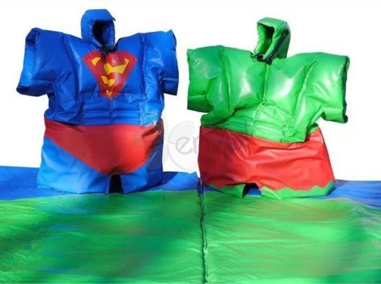 Hulk & Superman - Sumos Super-héros