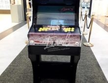 Location de bornes d'arcades