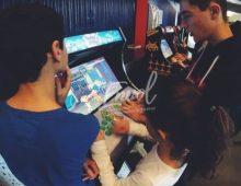 Jeux bornes d'arcades