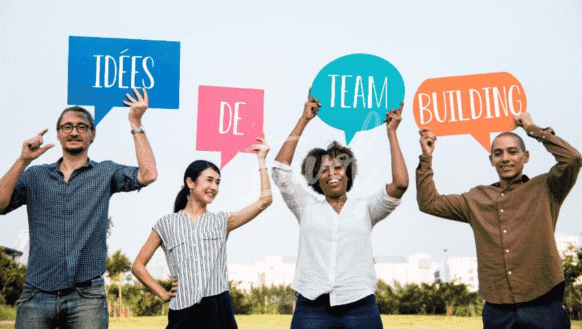 Organiser sa journée team building