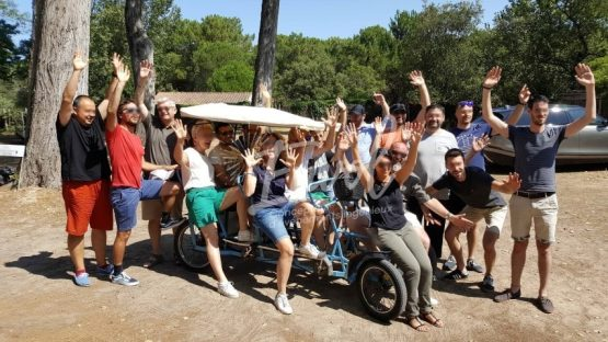 team building rallye-rosalie-envol