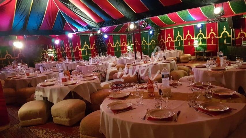 Tente Berbère orientale