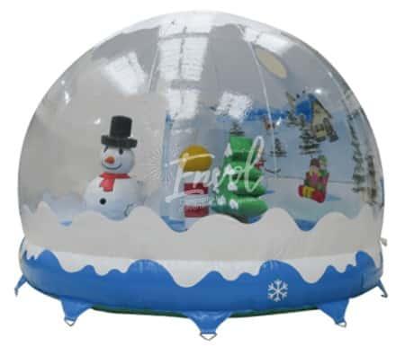 Décor gonflable Noel