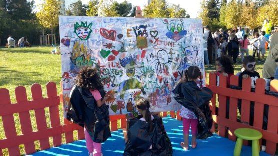 Atelier peinture enfants