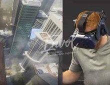 L'expérience de la planche en VR