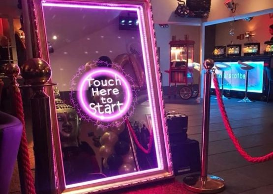 photobooth miroir magique