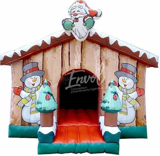 Location jeu gonflable Noël