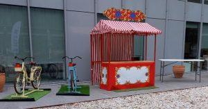 Animation vélo smoothie semaine du gout